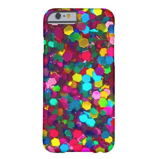 Chunky Rainbow Glitter iPhone 6/6s Phone Case