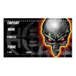Chupacabra Alien Business Card