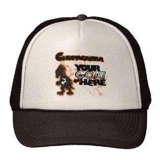 Chupacabra Cap