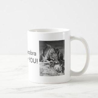 Chupacabra, Chupacabra, El Chupacabra comes for... Coffee Mug