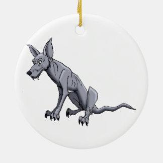 Chupacabra Christmas Ornaments