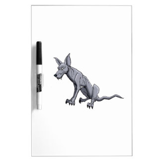 Chupacabra Dry-Erase Boards