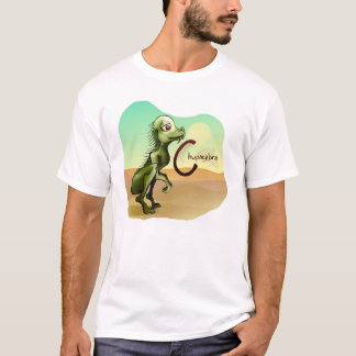 Chupacabra (front only)- True Believer Line T-Shirt
