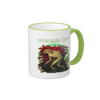 Chupacabra Lives Coffee Mugs