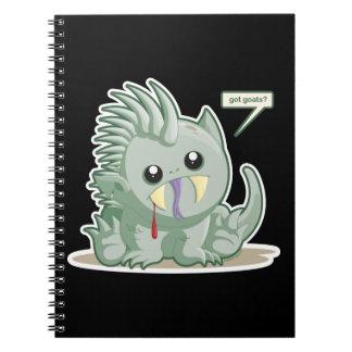 Chupacabra Notebooks
