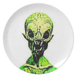 Chupacabra Plate