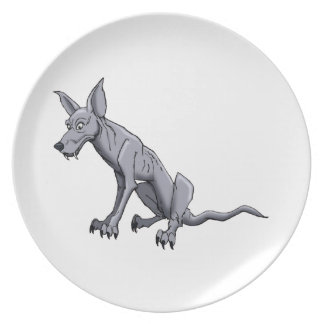 Chupacabra Plates