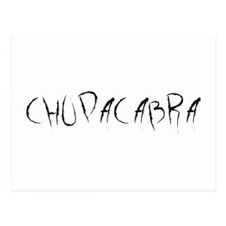 Chupacabra Postcard