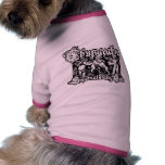 Chupacabra: Supernaturally Cute! Pet T-shirt