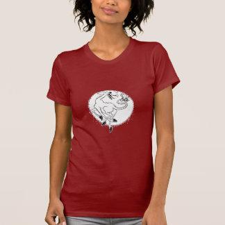 Chupacabra T-Shirt (Womens)