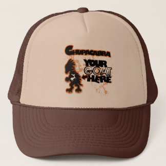 Chupacabra Trucker Hat