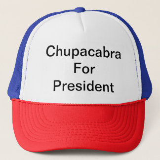 Chupacabra Trucker Hat