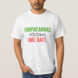 Chupacabras bike race t shirt