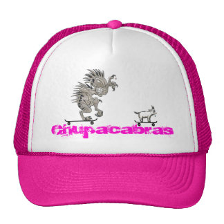 Chupacabras Trucker Hat