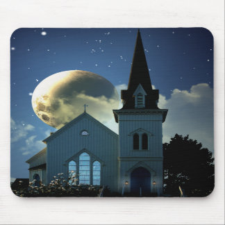 CHURCH 2 MOUSE PADS
