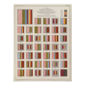 Church Accommodation, Statistical US Lithograph Poster