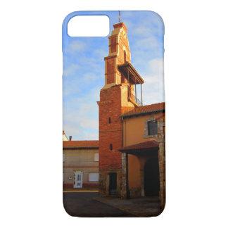 Church along the Camino iPhone 8/7 Case