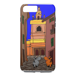 church and donkeys iPhone 7 plus case