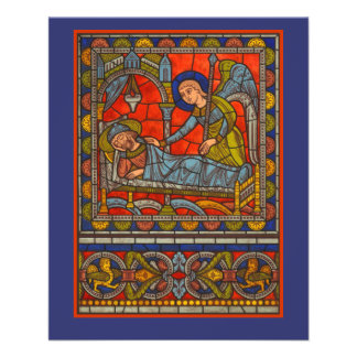 Church Bazaar, Christmas Fair or Christian Event Flyer