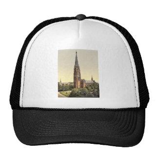 Church, Bremerhafen, Hanover (i.e. Hannover), Germ Trucker Hats