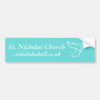 Church Bumper Sticker