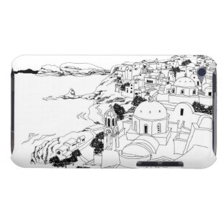 Church by the Sea iPod Touch Case-Mate Case