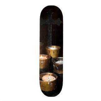 Church Candles Skateboard Decks