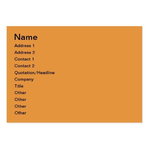 Church ceiling business card