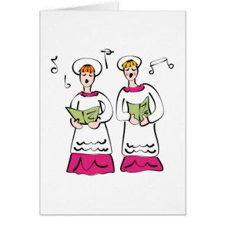 Church Choir Card