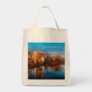 Church - Clinton United Methodist Church Canvas Bags