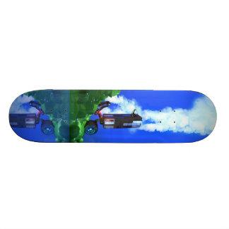 "Church de Luxe ""American Nomad"" Skateboard"