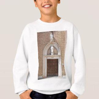 Church door sweatshirt