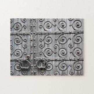 Church Doors Puzzle
