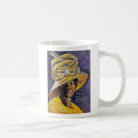 Church Hat Nica Mug