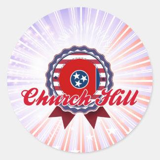 Church Hill, TN Sticker