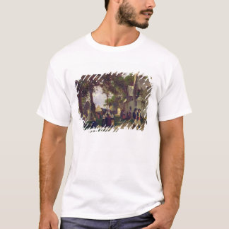 Church in Brittany T-Shirt