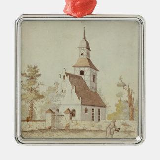 Church in Pankow, Berlin Christmas Ornament