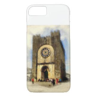 Church in Portomarin iPhone 8/7 Case