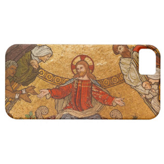 Church Mosaic - Jesus Christ Barely There iPhone 5 Case