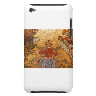 Church Mosaic - Jesus Christ iPod Touch Cover