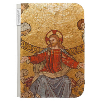 Church Mosaic - Jesus Christ Case For The Kindle