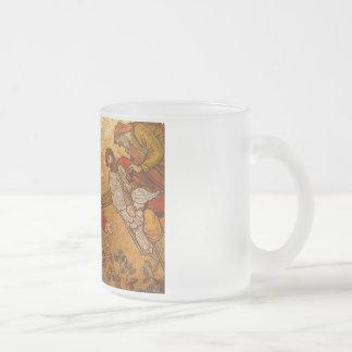 Church Mosaic - Jesus Christ Mugs