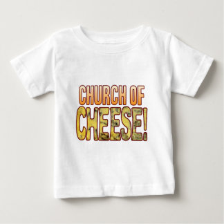 Church Of Blue Cheese Baby T-Shirt