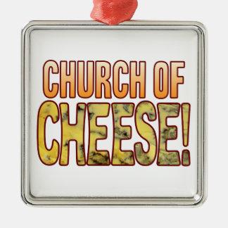 Church Of Blue Cheese Christmas Ornament