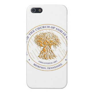 CHURCH OF GOD IN CHRIST SEAL3 iPhone 5 COVERS