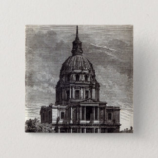 Church of Invalides, containing Tomb of 15 Cm Square Badge
