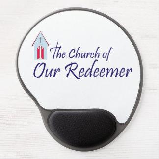 Church of Our Redeemer Circular Mousepad Gel Mouse Mat