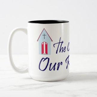 Church of Our Redeemer Mug Design 2