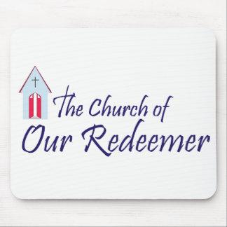 Church of Our Redeemer Rectangular Mousepad