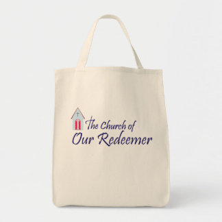 Church of Our Redeemer Tote Bag